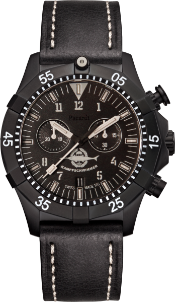 H3 Tactical Commander Kampfschwimmer Chronograph H3 UhrH3.3022.441.1.7