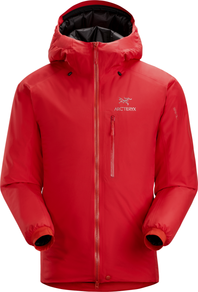 Arcteryx Alpha IS Jacket Men's Magma