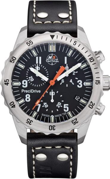 H3 TACTICAL S.W.A.T Diver Chronograph H3 Uhr H3.3721.774.1.7