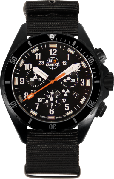 H3 TACTICAL Trooper Diver Chronograph H3 Uhr H3.3122.790.1.4