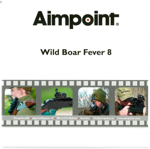 Aimpoint - Wild Boar Fever 8 (DVD)
