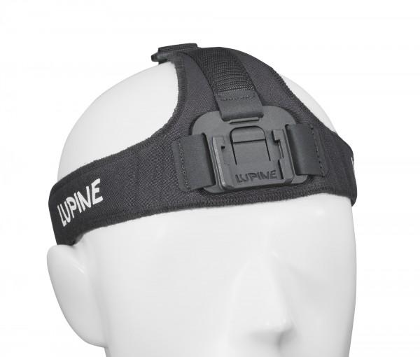 Lupine HD FrontClick Headband