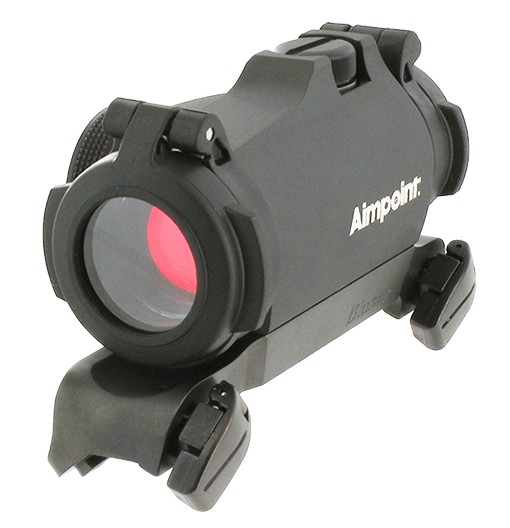 Aimpoint Micro H2 - with original Blaser saddle mount