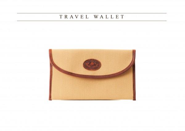 Melvill & Moon Travel Wallet