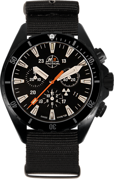 H3 TACTICAL Trooper Diver Chronograph H3 Uhr H3.3122.787.2.4