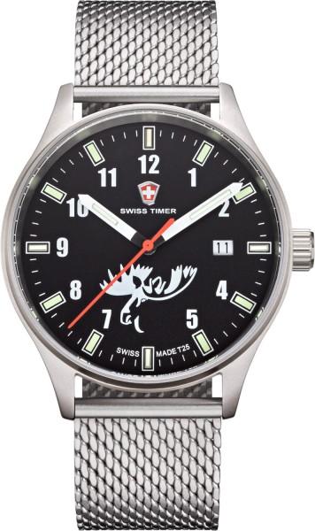 Swiss Timer Trapper TR.5101.957.1.1