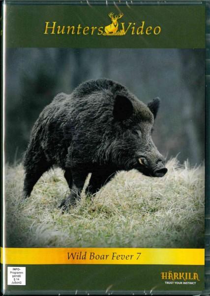 Hunters Video - Wild Boar Fever 7 (DVD)