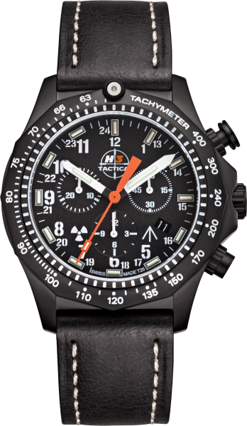 H3 Tactical Commander Chronograph H3.3522.719.7.7